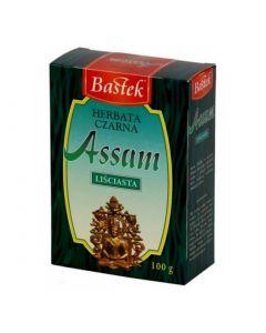 Bastek Herbata Czarna Assam Lisciasta 100g