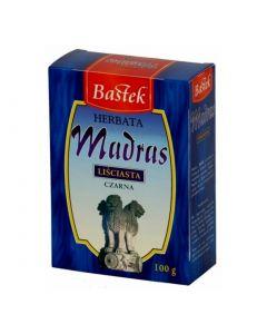 Bastek Herbata Madras Lisciasta Czarna 100g