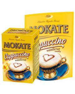 Cappuccino waniliowe w torebce