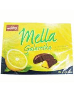 Jutrzenka Mella Galaretka Cytrynowa W czekoladzie 190g/6.7oz.