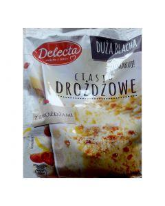 Delecta Ciasto drozdzowe-600g