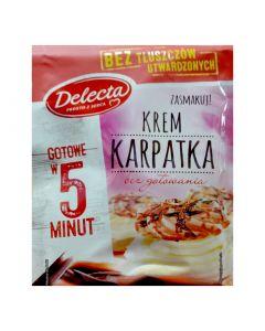 Delecta Krem Karpatka bez gotowania-145g