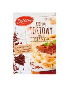 Delecta Krem Do Ciasta Smak Tiramisu-100g