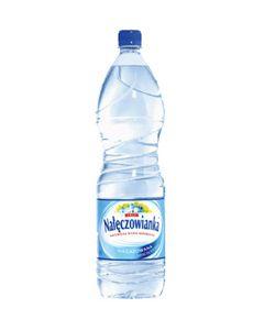 Natural Mineral Still Water Six-pack - Naleczowianka