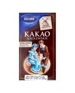 Gellwe Kakao Krolewskie-80g