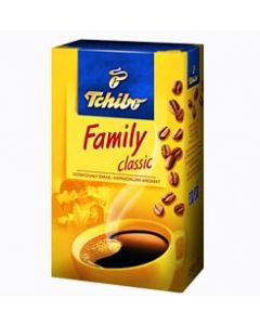 Tchibo Family Classic Ground Coffee 500g