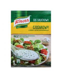 Knorr Sos Sałatkowy czosnkowy 9g