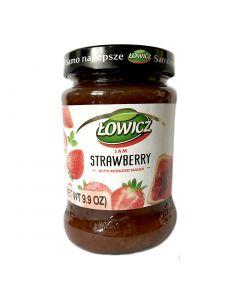 Strawberry Jam 280g - Lowicz