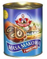Masa Makowa z Bakaliami 340 g