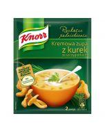 KNORR Chanterelle Cream Soup 59g