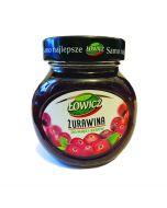 LOWICZ Cranberry Jam 230g