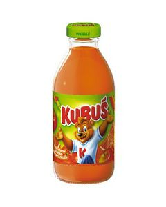 Kubus - marchew jablko pomarancza