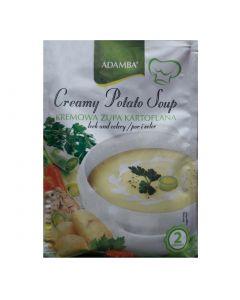 ADAMBA Kremowa zupa kartoflana 50g