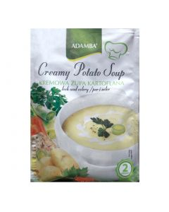 ADAMBA Creamy Potato Soup 50g