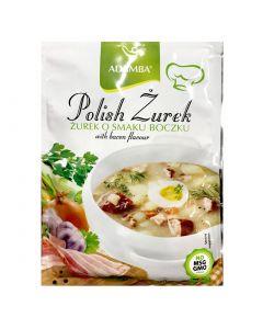 ADAMBA Polish Żurek with Bacon Flavour 50g