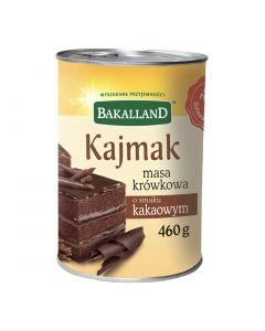BAKALLAND Fudge Caramel Cream with Cocoa flavour 460g