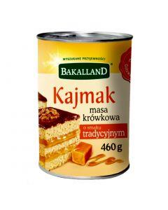 BAKALLAND Fudge Caramel Cream with Traditional flavor 460g