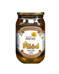 BARTNIK Acacia Flower Honey 1200g