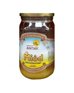 BARTNIK Multi Flower Honey 1200g