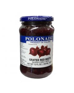 POLONAISE Grated Red Beets 340g
