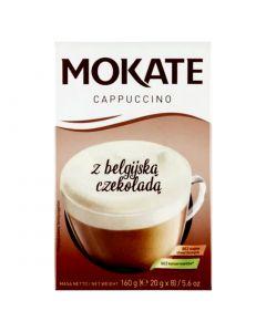 CAFFETTERIA Mokate Cappuccino with Belgium Chocolate160g