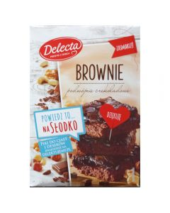 DELECTA Brownie Cake 550g