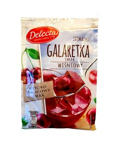 DELECTA Cherry Jelly 70g