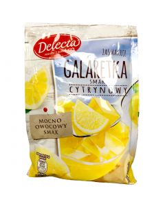 DELECTA Lemon Jelly 70g