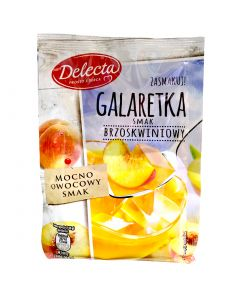 DELECTA Peach Jelly 75g