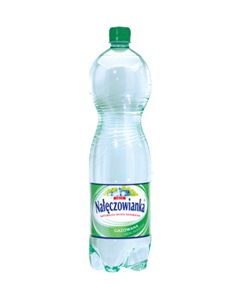 Natural Mineral Carbonated Water Six-pack - Naleczowianka