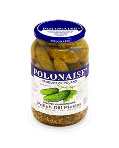 POLONAISE Polish Dill Pickles 887ml