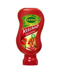 Hot Ketchup 425g - Kamis