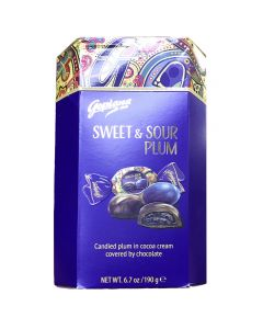 Sweet and sour plum 190g - GOPLANA