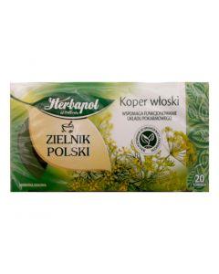 HERBAPOL Fennel Herbal Tea 20 bags