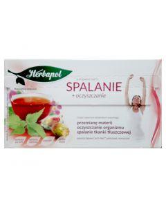 HERBAPOL Suplement diety Spalanie 40g