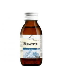 HERBAPOL Syrup Pneumopol 100 ml