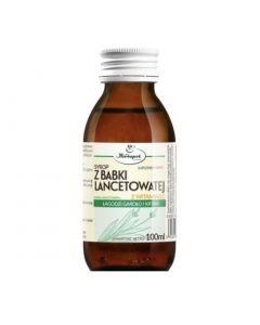 HERBAPOL Ribwort Plantain Syrup with Vitamin C 100ml