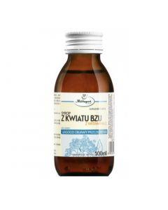 HERBAPOL Elder Flower Syrup with Vitamin C 100ml