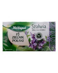 HERBAPOL Sage Herbal Tea 20 bags