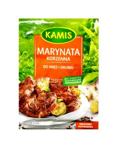 KAMIS Aromatic Marinade for Meat and Poultry 20g
