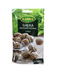 KAMIS Whole Nutmeg 2 pcs