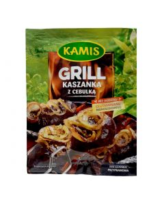 KAMIS Grill Black Sausage with Onion 20g