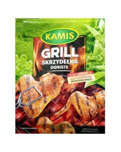 KAMIS Grill Seasoning for Spicy Wings 25g