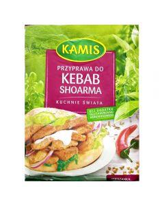 KAMIS Kebab and Showarma Seasoning Mix 25g