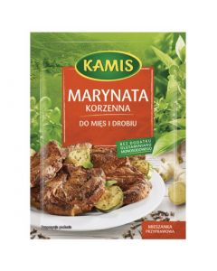 Aromatic Meat and Poultry Marinate