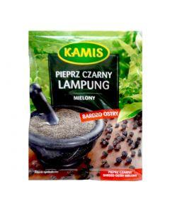 KAMIS Lampund Ground Black Peper 15g