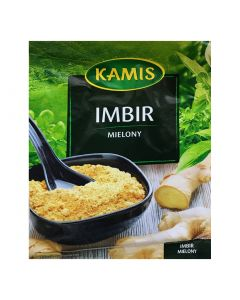KAMIS Ground Ginger 15g