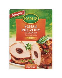KAMIS  Seasoning for Pork Loin Roast with Cranberry 20g