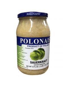 POLONAISE Sauerkraut 936g