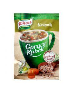 KNORR Barley Instant Soup 18g